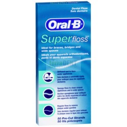 Dental floss Oral-B Superfloss