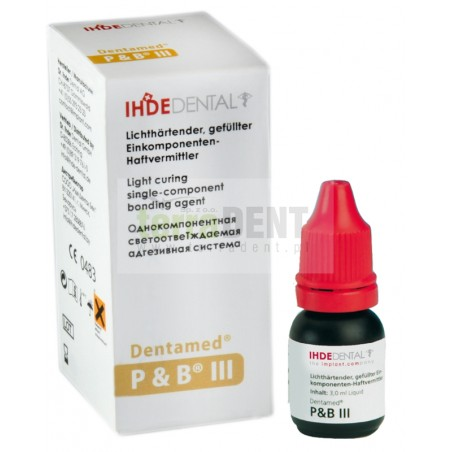 Primer and bond DENTAMED P&B III 3ml