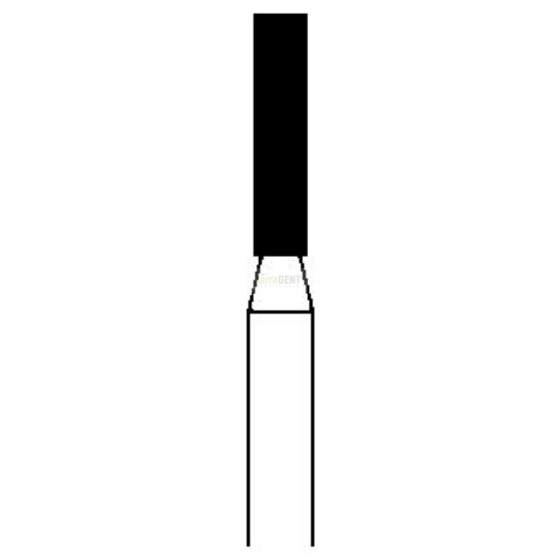 Wiertła diamentowe Proste (fig. 110, 111)