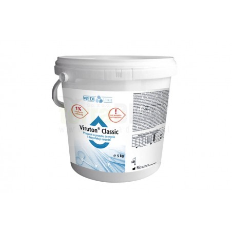 Tools disinfection and cleaning powder Viruton Classic 5kg