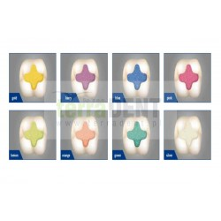 Compomers Twinky Star 0,25g x 40pcs (8 colors 5 pcs each)