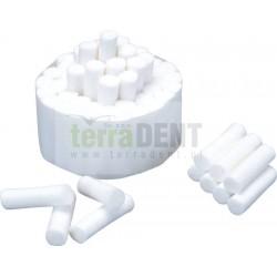 Wałeczki stomatologiczne bawełniane dł. 38mm 300g