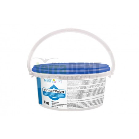 Proszek do dezynfekcji i mycia narzędzi Viruton Pulver 1kg