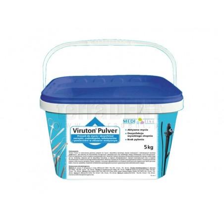 Dezynfekcja narzędzi Viruton Pulver 5kg proszek