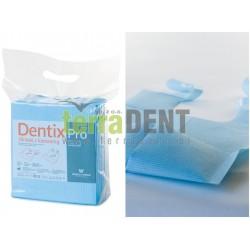 Dental bibs with pocket 47x37cm Boxerac 100pcs.