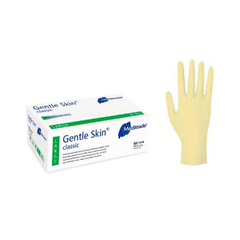 Rękawice lateksowe Gentle Skin classic 100 szt