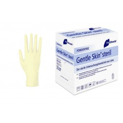 Examination sterile latex gloves powder-free Gentle Skin Sterile