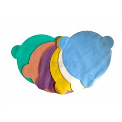 Refills for the spittoons 50 pcs color circle with ears