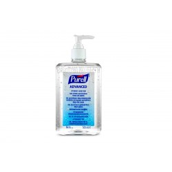 Hygienic Hand Rub PURELL ADVANCED Gel 500 ml with pump
