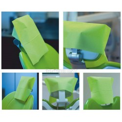 Dental chair headrest covers 28x32cm 50 pcs