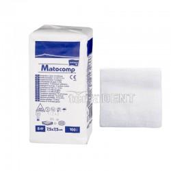 Non sterile gauze swabs Matocomp 100pcs