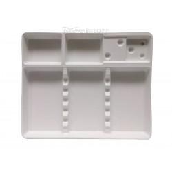Dental trays 19x15cm 100pcs