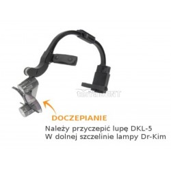 Loupe DKL-5 for the headlamp Dr-Kim DKH-50