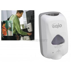 Touchfree dispenser for GOJO TFX