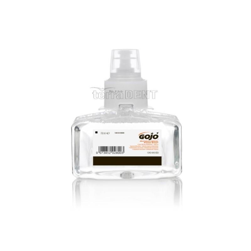 Antibacterial Soap GOJO in foam LTX 700ml refill