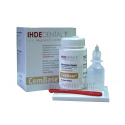 Glass ionomer cement CEMBASE