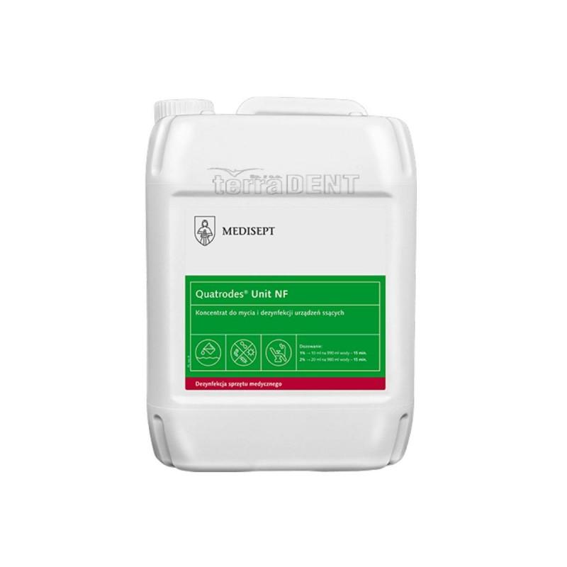 Suction systems disinfectant Quatrodes Unit NF 5L