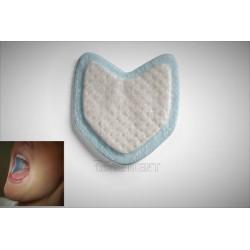 Wkładki stomatologiczne DryDent Parotid 50 szt
