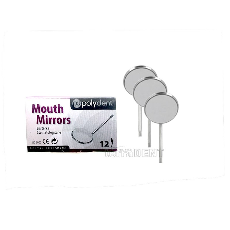 Mouth mirrors Polydent