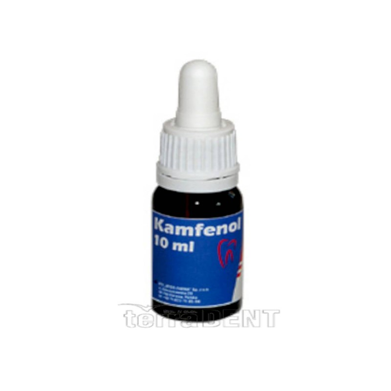 Liquid for dead teeth Kamfenol 20ml Vdental