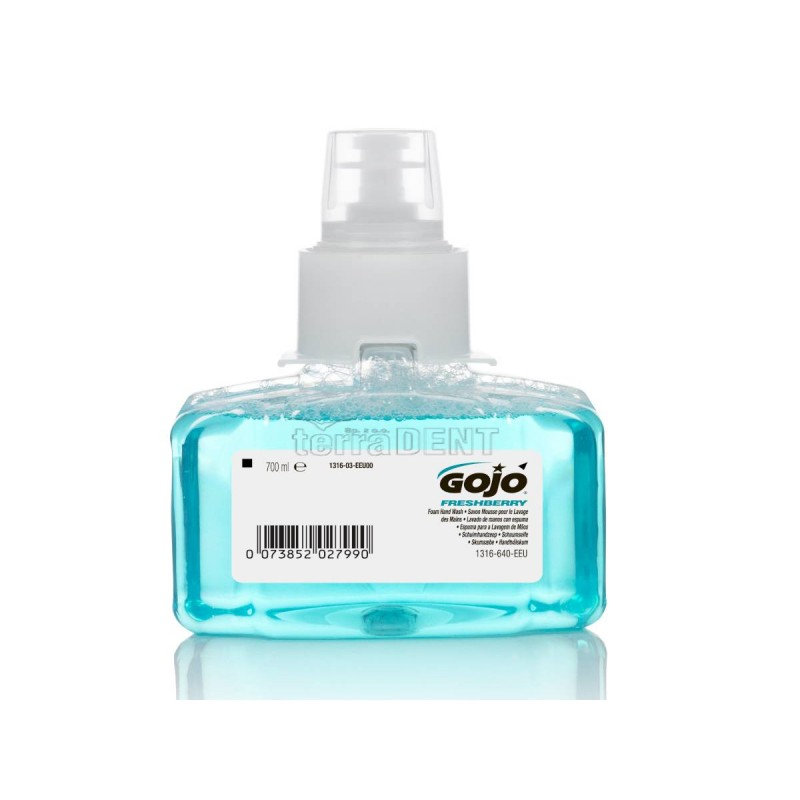 Hand soap foam GOJO LTX 700ml refill