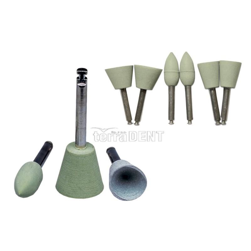 Dental polishers Politip P or F