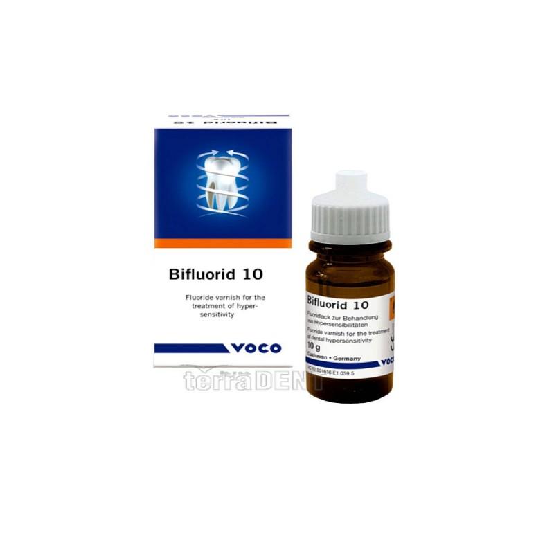 Fluoride varnish Bifluorid 10