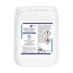 Surface disinfection and cleaning Medizid Rapid 5L