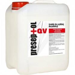 Alkoholowa dezynfekcja powierzchni PRESEPTOL QV