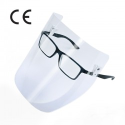 Protective visor for...