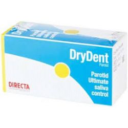 Cheek tampons Drydent...