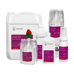 Hand disinfection Velodes®...