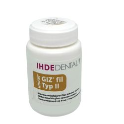 Glass ionomer cement GIZ...