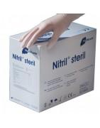 Rękawiczki sterylne chirurgiczne | TerraDent